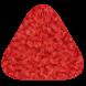 Schmutzfangmatten 105 Clear Red